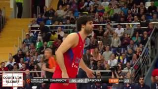 Milos Teodosic vs Baskonia [34pts, 10asts, 43PIR, EuroLeague 2016-17, Round 9]
