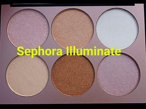 Illuminate Palette by Sephora Collection #22