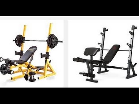 The Best Olympic Weight Benches Reviews