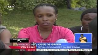 Knife of Greed: The story of male circumcision among street boys in Nairobi