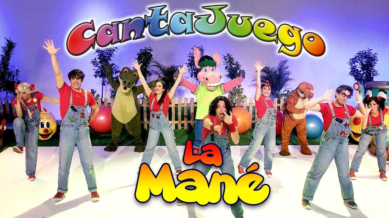 Download CantaJuego - LA MANÉ 🖐 En Nuestro Patio  | Música Infantil | Canciones para niños