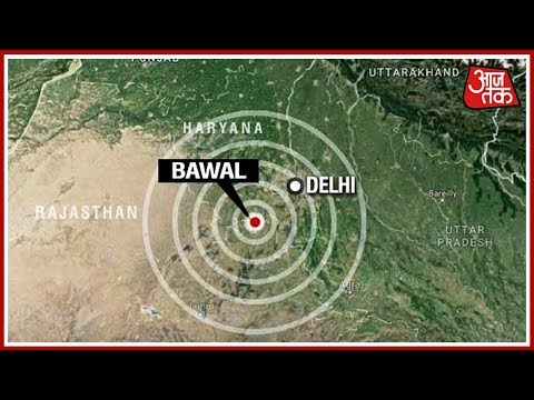 Breaking News | Delhi Hit By Tremors Of 5.5 Magnitude Earthquake; Quake's Epicentre In Uttarakhand