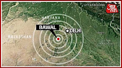 Breaking News | Delhi Hit By Tremors Of 5.5 Magnitude Earthquake; Quake's Epicentre In Uttarakhand