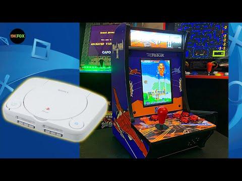 Raiden 2 Arcade1up Countercade from 19kfox