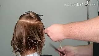 Видеоурок 15 Короткая женская стрижка