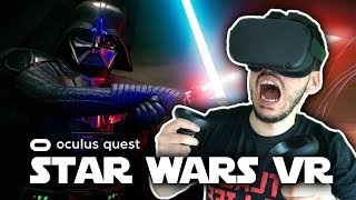 STAR WARS in REAL LIFE!! (DARTH VADER is BACK)