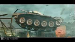 World of Tanks Music Video (Trailer) ft. World of Warplanes & World of Warships