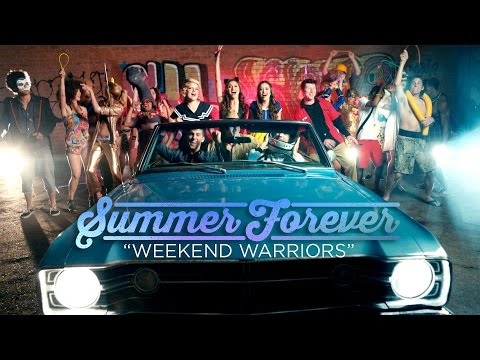 Megan Nicole & Alyson Stoner, Anna Grace Barlow - Weekend Warriors (OST - Summer Forever)