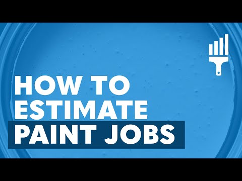 """How to Estimate Paint Jobs"" By Painting Business Pro"