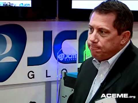 Casino Enterprise Management Interview with JCM Global's Kip Haverman at Indian Gaming 2012
