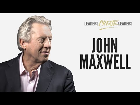 How Great Leaders Embrace Change with John C Maxwell (Motivational)