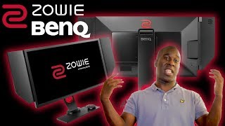 BenQ ZOWIE XL2740 240Hz e-Sports Gaming Monitor Review