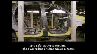 ArcelorMittal and the Honda Acura MDX door ring