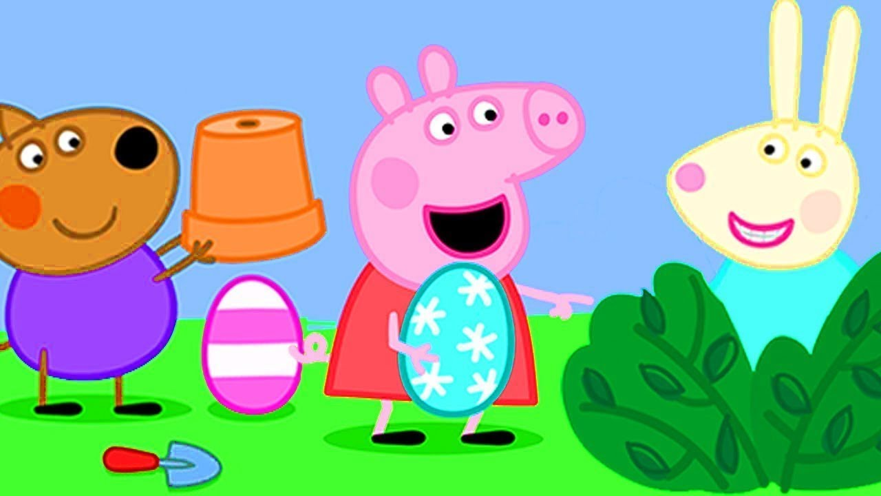 Peppa Pig Official Channel | Peppa Pig's Halloween Party!