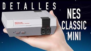 NES Classic Mini - Al Detalle