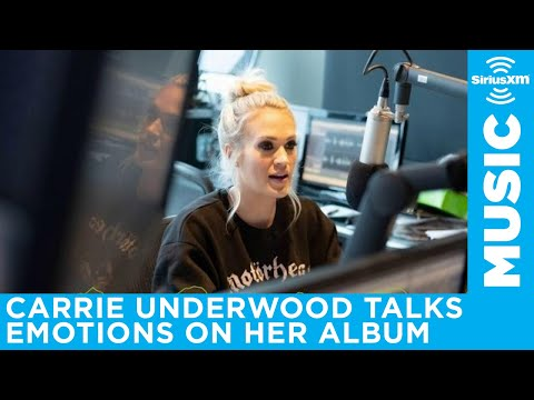 Carrie Underwood on the emotions and impact of her accident in 'Cry Pretty'