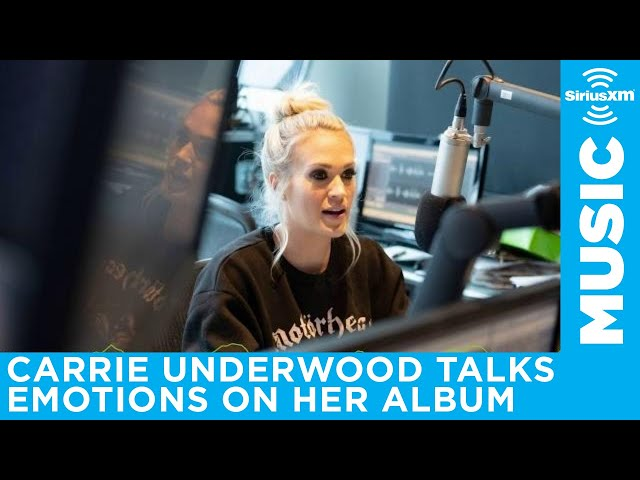 Carrie Underwood on the emotions and impact of her accident in \'Cry Pretty\'