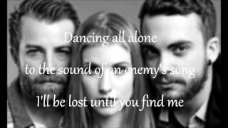 Paramore-part Ii Lyrics On Screen