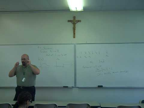 Introduction to Sequences (Neumann University)