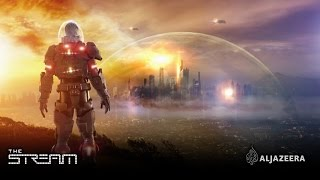 The Stream - Sci-fi for social change
