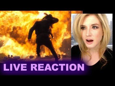 Jessica Jones Season 2 Trailer REACTION
