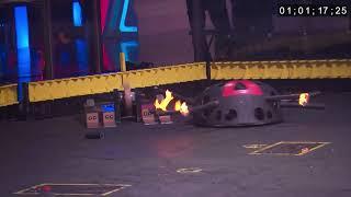 BattleBots Basement Tape 2020: Rampage vs Black Widow