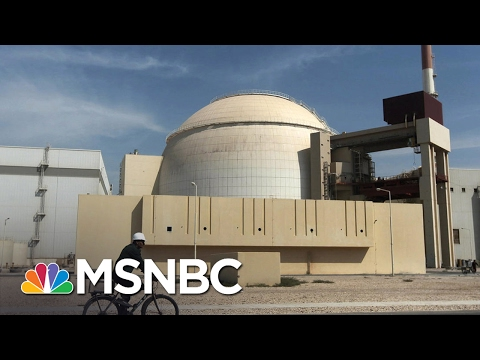 Iran 'On Notice' For Ballistic Missile Launch: What It Means | Morning Joe | MSNBC