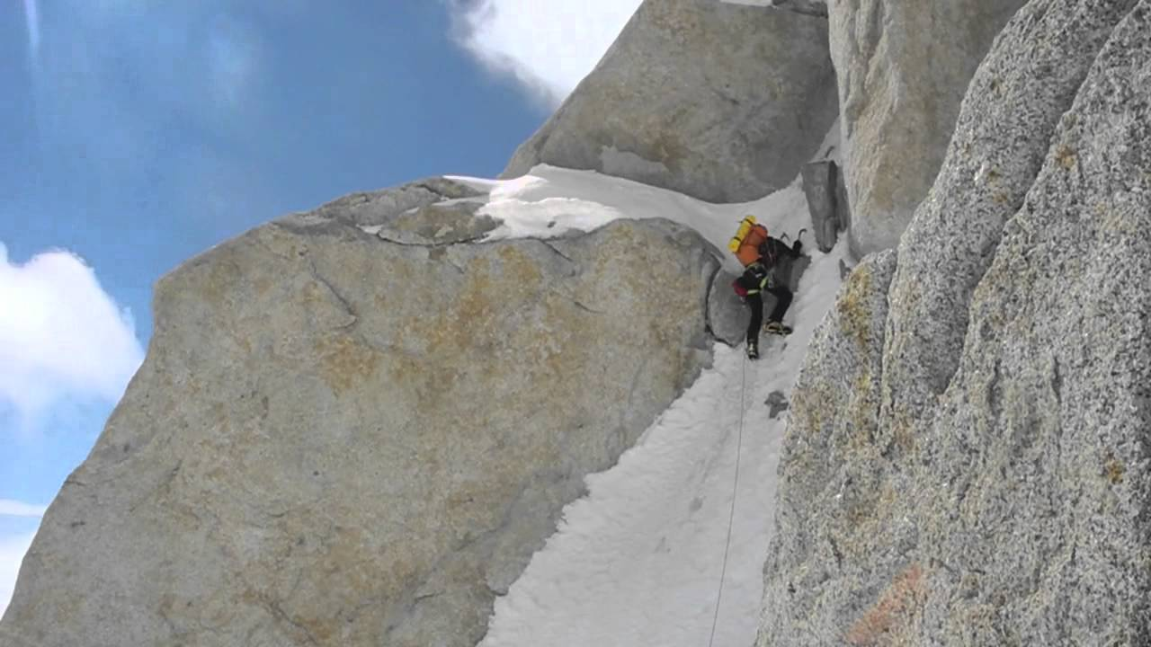 Cassin Ridge, Denali - Livingstone/Ripley - YouTube