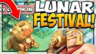 WHERE is the THIRD GOLDEN HOG in Clash of Clans Lunar Festival?!