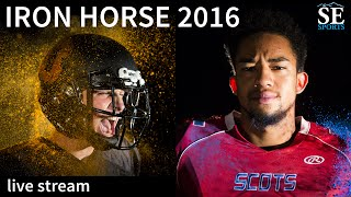 LIVE: Iron Horse 2016 - Ben Lomond vs Ogden - Stafaband