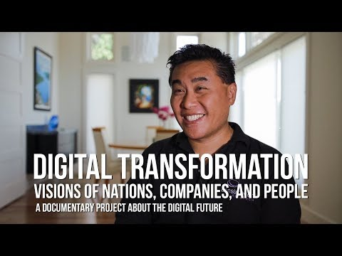 Digital Transformation: Interview with Ray Wang, Principal Analyst ...