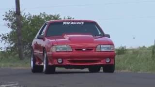Procharger Supercharged 1990 Ford Mustang 5.0 Modified Street Car