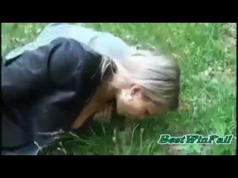Drunk lady pussy poppin at station (throwitup) from YouTube · Duration:  2 minutes 37 seconds