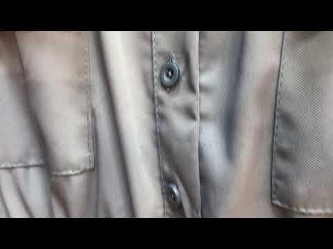 """Платье летнее с карманами на груди розовое   Показ женской одежды от интернет-магазина """"NADYA"""""""