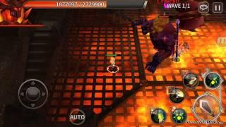 Soulseeker: Floor 25 boss Tyrannus