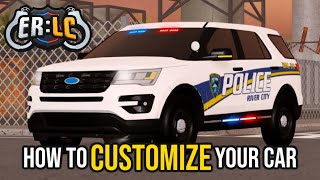 Emergency Response: Liberty County | Change police package tutorial!