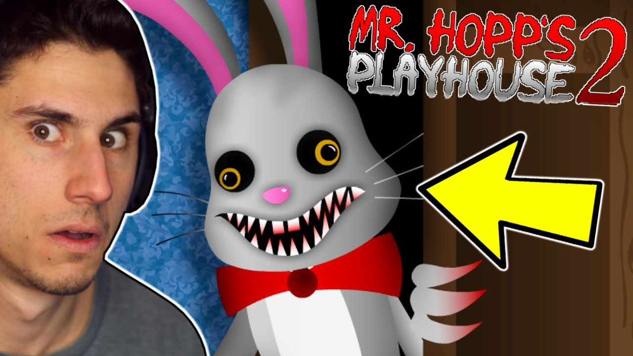 MR. HOPP IS BACK! | Mr. Hopp's Playhouse 2