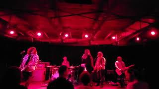 The Unlikely Candidates - Novocaine [Live @ Urban Lounge]