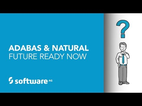 Adabas and Natural Future Ready Now