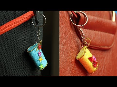 Easy Miniature Purse (Miniature Bags Diy) | Miniature Evening Bags