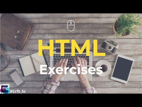 Learn HTML With W3Schools' Exercises (بالعربي)