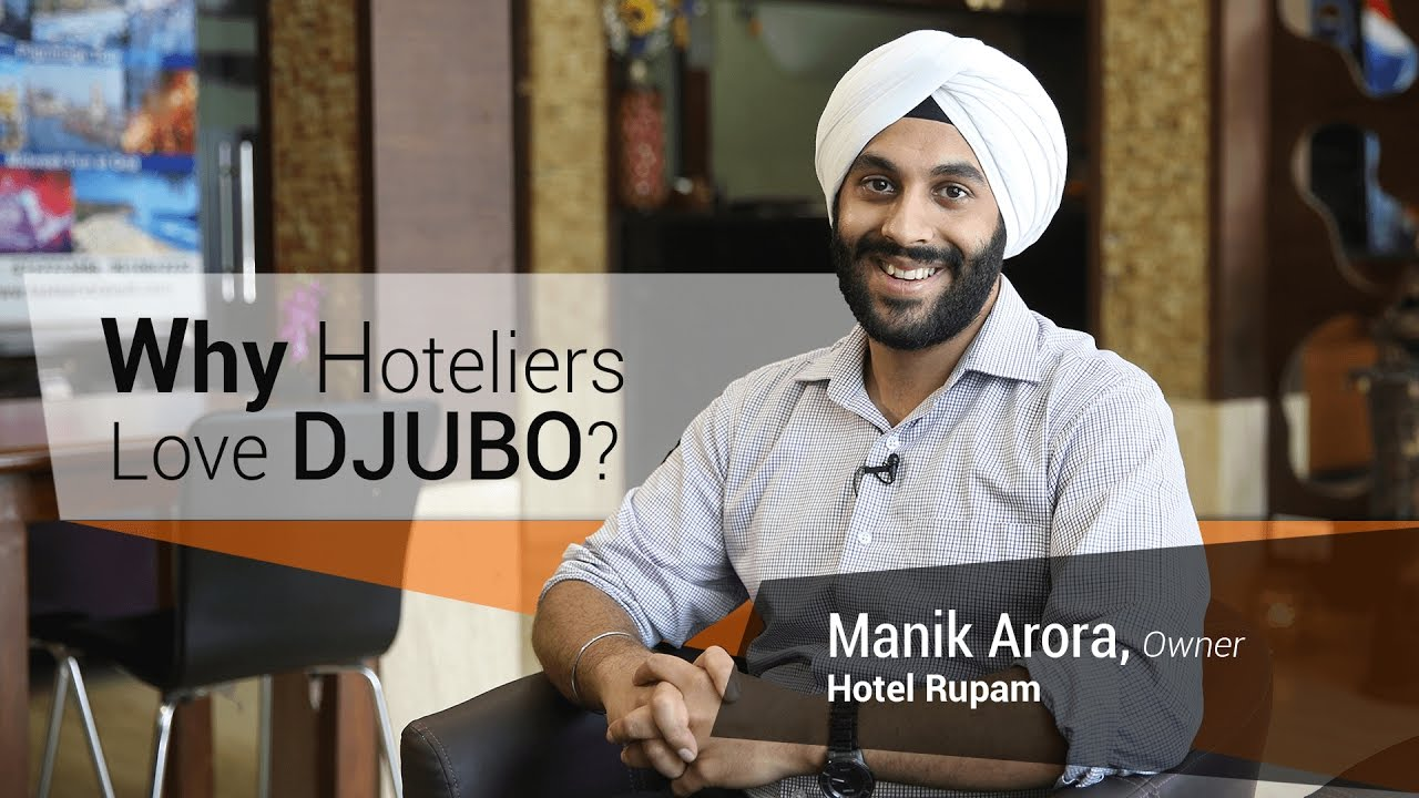 Hotel Rupam - Why do Budget Hotels Love DJUBO Hotel Sales Management Solution