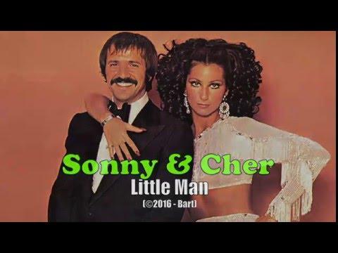 Sonny & Cher - Little Man (Karaoke)