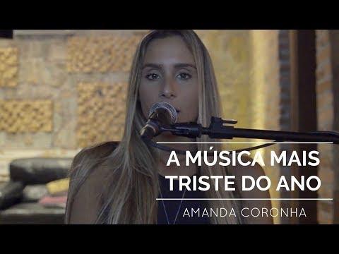 A Música Mais Triste do Ano - Luiz Lins | Amanda Coronha cover