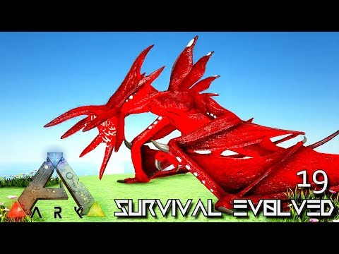 ARK: SURVIVAL EVOLVED - APEX SEEKER & ALPHA PHOENIX !!! | PRIMAL FEAR ISO CRYSTAL ISLES E19