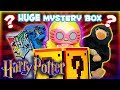 HARRY POTTER Toys Unboxing Blind Bags with Surprises and Reactions