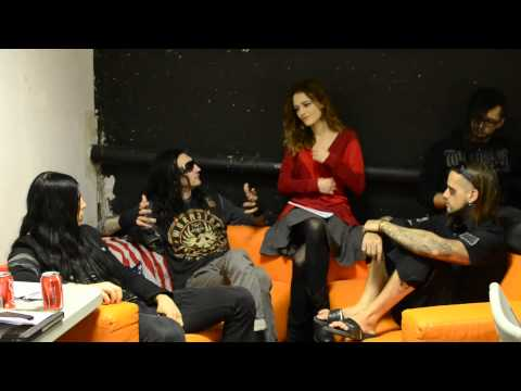 Dope: Interview. Moscow. 2014