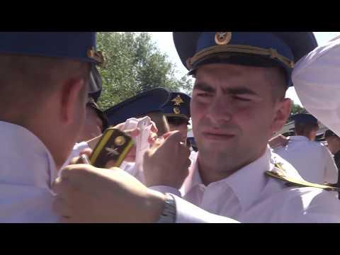 Выпуск офицеров в ВА ВКО (21.06.2019)