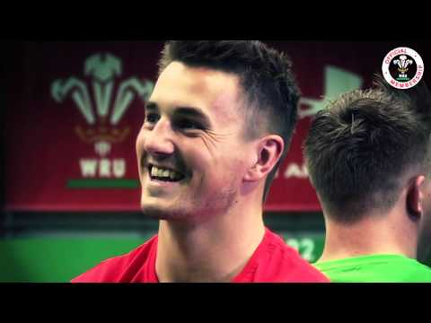 Team mate challenge: Davies v Davies Part 1 | WRU TV