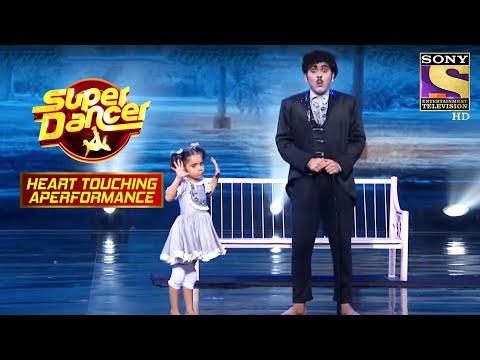 Rupsa ने किया Judges को Impress   Super Dancer   Heart Touching Performance